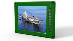 IP67 Mil-Std-461F 15 pouces écran LCD robuste