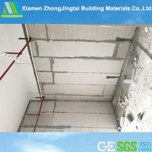 Leve Non-Asbestos isolamento térmico da placa na parede do tipo sanduíche de EPS para parede interior