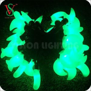 Zeichenkette-Licht des Weihnachtsim freien dekoratives Licht-LED