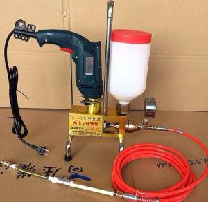 Nouveau modèle d'injection de la pompe à injection de coulis de ciment La machine est en vente