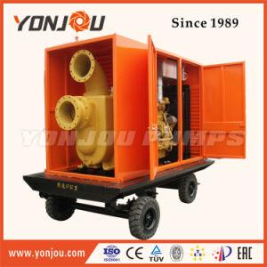 Moteur diesel mobile de la pompe à eau