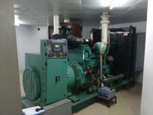 De eerste Diesel 150kVA Yuchai van de Macht 120kw Reeks van de Generator Yc6b170L-D20