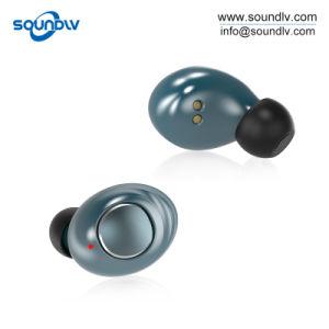 OEMのスポーツの無線移動式ハンズフリー磁気Bluetooth Earbudのヘッドセットのヘッドホーンのイヤホーン