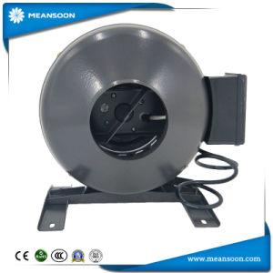 4 bewegt uns Netzanschlusskabel-Inline-Leitung-Ventilator Schritt für Schritt fort