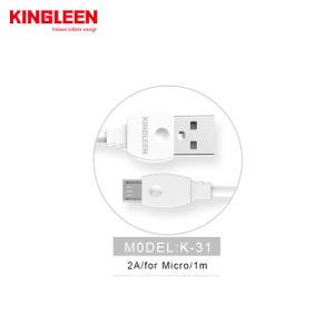 3FT 1 metros de cable micro USB de carga rápida de USB 2.0 Cable de sincronización de datos Long Android Samsung LG Xiaomi Huawei Phones