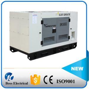 Weifang Engineのディーゼル発電機セットのディーゼルGensetによって動力を与えられる60Hz 30kw 38kVAのWater-Coolingの無声防音