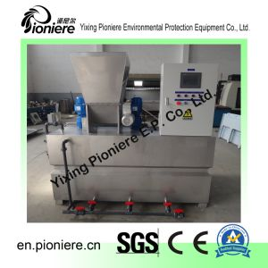 Doen pluizen Automatisch het Doseren van het Polymeer Systeem voor Behandeling van afvalwater