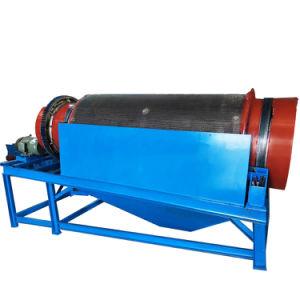 Impianto di lavorazione del separatore elettrostatico di separazione della sabbia del Monazite per minerale metallifero non magnetico