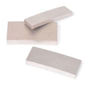 Segmento de diamante de calidad profesional para el corte de piedra