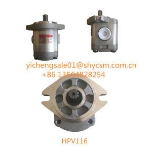 Pompa a ingranaggi di Ex200-1 Ex220-1 Ex270-1 Ex300-2 Ex310-3 Ex550-3 Hpv116 Hpv145