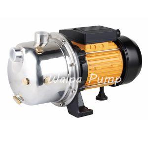 Automatischer Druck-Strahlen-selbstansaugende Pumpe mit Edelstahl-Pumpenkörper 1HP