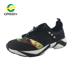 Zapatillas de OEM de la Plataforma de Mujeres de moda zapatos Zapatillas casual Damas Sneakers zapatos personalizados