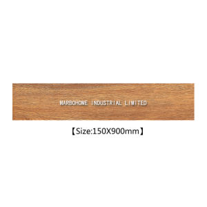 houten Tegel van de Vloer van de Slaapkamer Foshan van 150*900mm de Ceramische voor de Tegel van het Porselein