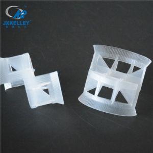 Plastic Toren die Verenigde Ring inpakken