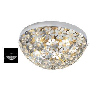 Moderno pingente de flor decorativa lustre a Lâmpada Luminárias com forma