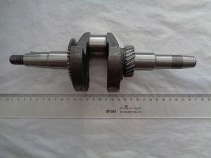 2kVA 168f 6.5HP 19 Welle-Energien-Motor-Kurbelwelle-Ersatzteile