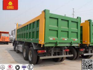 HOWO 8X4 336/371HP 12の車輪のダンプトラックのダンプのダンプカートラック