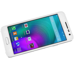 Renovado Android Sumsung Galaxi Original A3000 teléfono móvil celular