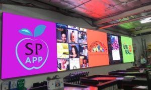 P3.91 P4.81フルカラーのレンタル屋外LEDのビデオ壁スクリーン