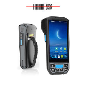 Code produit laser robuste Smart mobile Android Phone Barcode Scanner