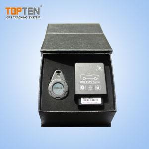 セリウムOBDのデータおよびエラー・コードの読書(TK228-SU)を持つRoHSによって承認されるSIMのカードGPSの手段の追跡者Tk228車GPSの追跡者