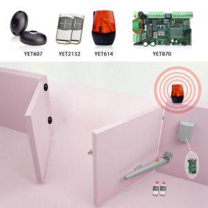 단 하나 광속 15m 광전자적인 액티브한 적외선은 검출기 IR 센서 탬퍼 경보 옥외 자동적인 문 문 Windows Yet609를 난입한다