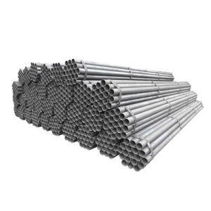 La norma ASTM 201 304 410 420 316L Pulido laminados en frío Tubo de acero inoxidable soldado raso