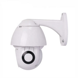 5X dello zoom 1080P WiFi mini PTZ macchina fotografica esterna senza fili ottica della cupola del IP