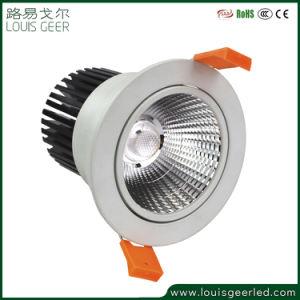 Salida de la gran cantidad de lúmenes montado empotrado IP20 20W FOCO LED regulable