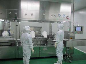 La inyección de caucho y Llenado de líquido máquina Stoppering