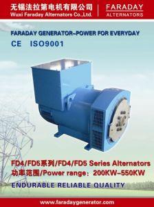 Gerador de espera 360-550eléctrico kw/450-680kVA (FD5 Série)