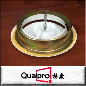 調節可能な円形の供給の空気拡散器AR6322