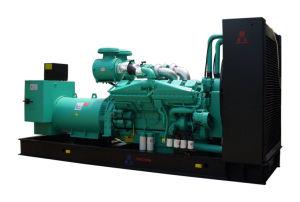 640kw / 800 kVA Cummins 3 fases Generador de CA 220V 50Hz