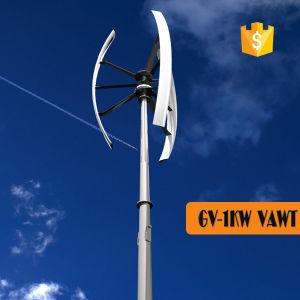 2kw 160rpm Mini Verticale Turbine van de Wind van de As voor Verkoop