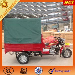 Closed Boxの中国Gasoline Cargo Passenger Three Wheel Motorcycle