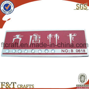 Barato na placa de metal de alta qualidade (FTNP1003A)