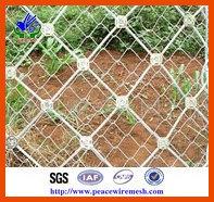 ISO900, Schutz-Filetarbeit SGS-Rockfall (ROCKFALL001)