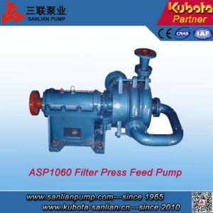 Asp1060 여과 프레스 공급 슬러리 펌프