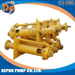 Hochleistungsgruben-waschende Sumpf-vertikale versenkbare Schlamm-Pumpe