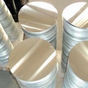 De Schijf van het aluminium