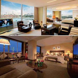Meubles de chambre d'hôtel classiques