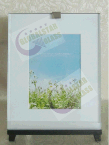 1-2mm Modern Glass Photo Frame, Glass Picture Frame