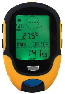 Het multifunctionele Digitale BarometerKompas van de Hoogtemeter