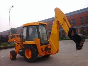 Everun excavadora cargadora retroexcavadora marca CE para la venta
