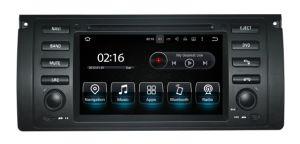 Tela de toque aluguer de DVD de navegação Android Land Rover