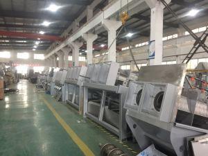 Centrifugeert de Horizontale Karaf van de Behandeling van het afvalwater Machine in de TextielIndustrie