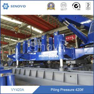 Superventas de la presión hidráulica fuerza estática Pile Driver
