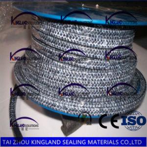 (KLP219) Emballage de graphite avec PTFE imbibé