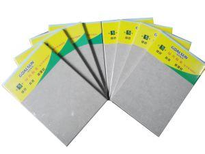 Placa de silicato de cálcio reforçada com fibra de amianto sem amianto