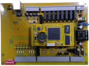 Personalizar Controlador PLC T-9012 con 4ai/4AO/8di/8do/8NTC